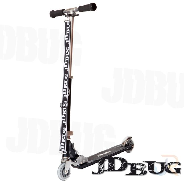 JD Bug Original Street kolobežka Matt Black