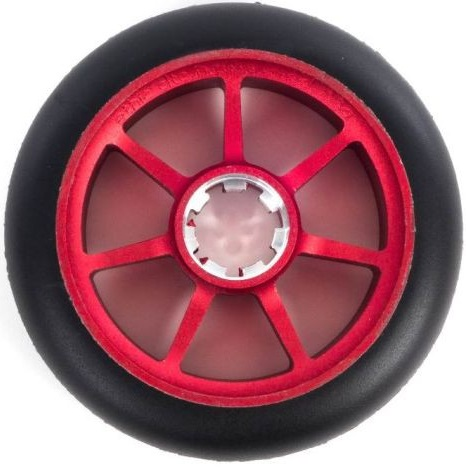 Ethic Incube Red/Black 110 mm
